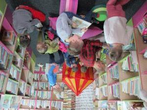 Návštěva knihovny 14.3.2017