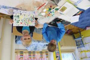 Malujeme mozaiku